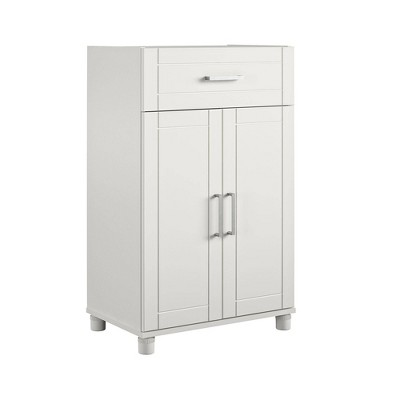 """24"""" Welby 1 Drawer and 2 Doors Base Storage Cabinet - Room & Joy"""