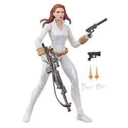 Hasbro Marvel Legends Series Black Widow: Deadly Origin