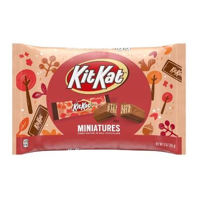 Kit Kat Halloween Milk Chocolate Miniatures - 10oz