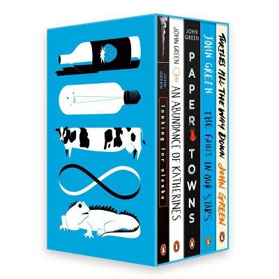 John Green: The Complete Collection Box Set - (Mixed Media Product)