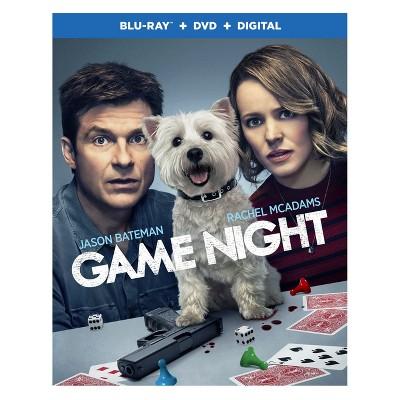 Game Night (Blu-ray + DVD + Digital)