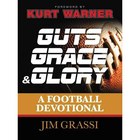 Guts, Grace, & Glory - by  Jim Grassi (Hardcover) - image 1 of 1