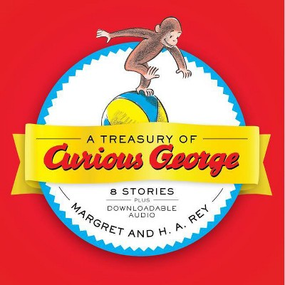 Treasury of Curious George (Hardcover) (Margret Rey & H. A. Rey)