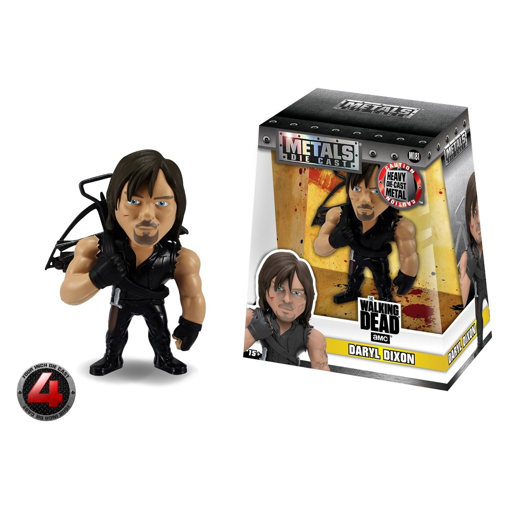 Metalfigs Marvel 4 Daryl Dixon Figure