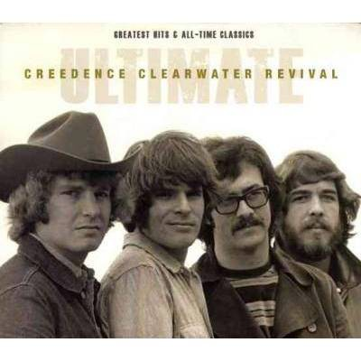 Creedence Clearwater Revival - Ultimate CCR: Greatest Hits & All-Time Classics (3 CD Box Set)