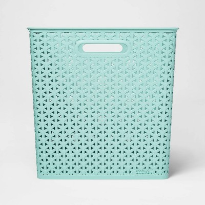 "Y-Weave Cube Green 13"" - Room Essentials™"