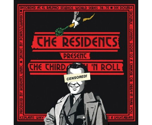 Residents - Third Reich N Roll:Preserved Edition (CD) - image 1 of 1