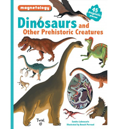 Dinosaurs and Other Prehistoric Creatures (School And Library) (Sandra Laboucarie) - image 1 of 1