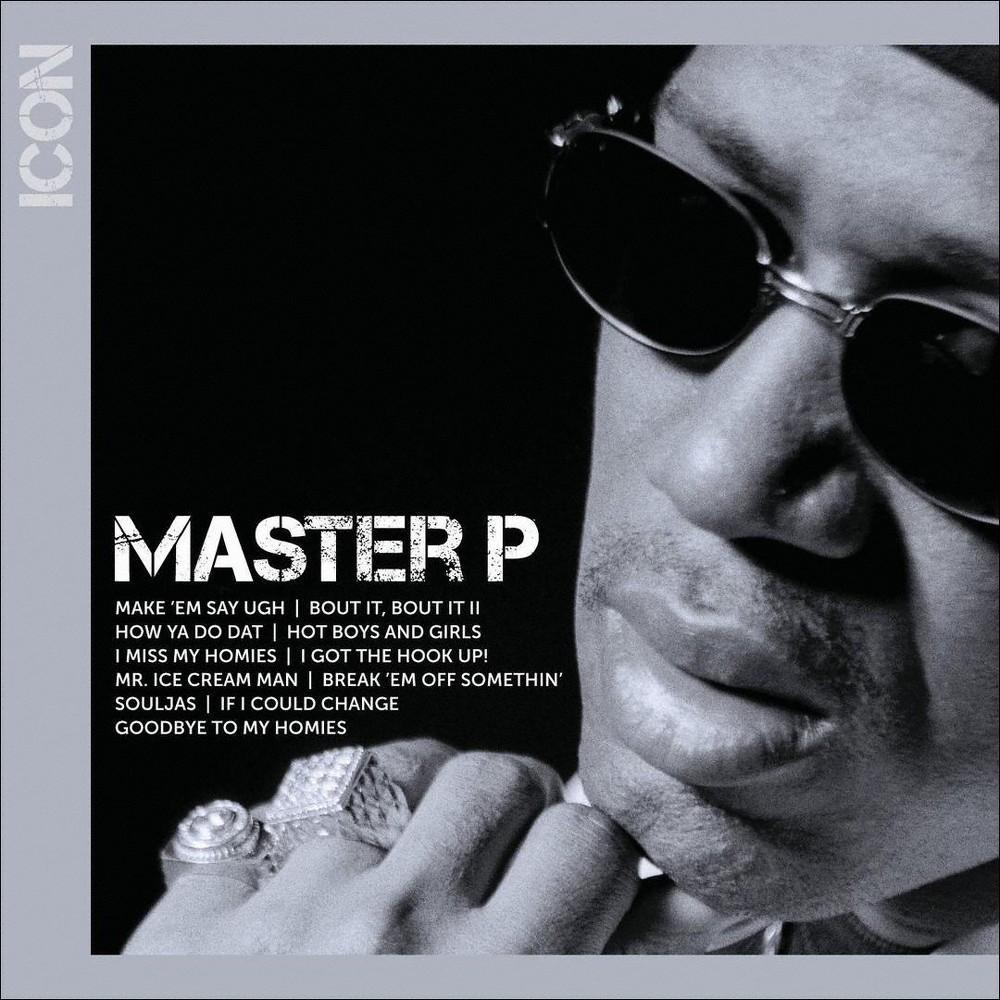 Master P - Icon:Master P (CD)