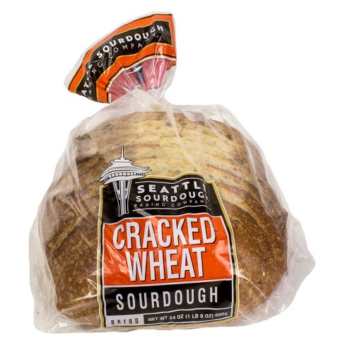 Seattle Sourdough Cracked Wheat Sourdough Bread - 24oz - image 1 of 1