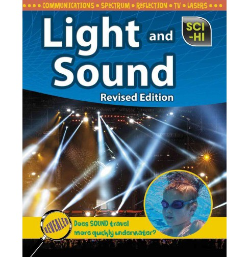 Light and Sound (Revised) (Paperback) (Eve Hartman & Wendy Meshbesher) - image 1 of 1