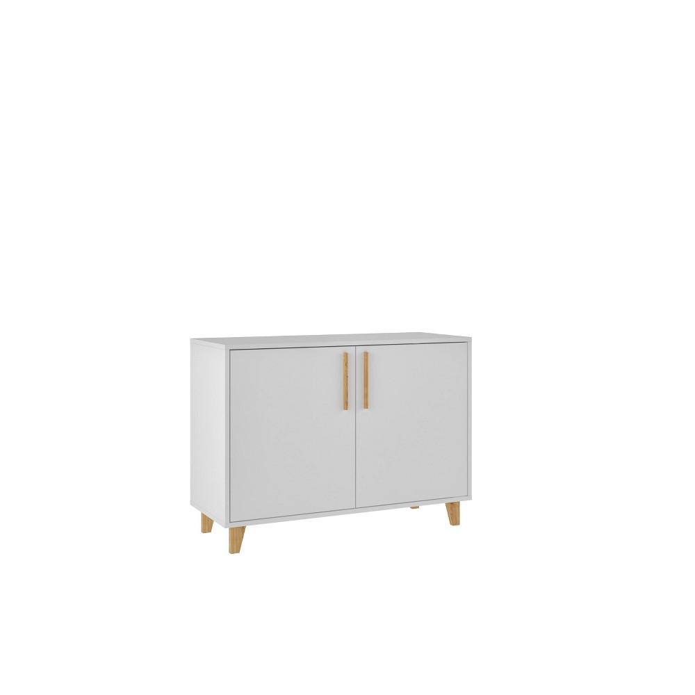 Herald Double Side Cabinet Manhattan Comfort