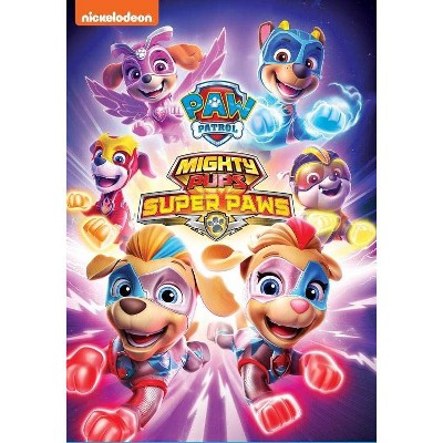 PAW Patrol: Mighty Pups Super Paws (DVD)