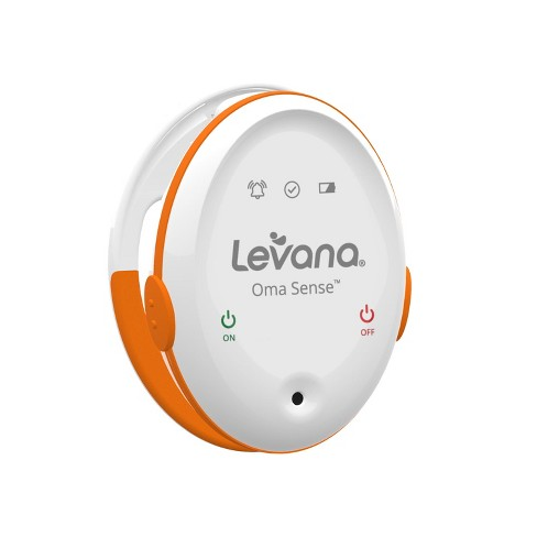Levana Oma Sense Baby Breathing Movement Monitor with Vibrations and Audible Alerts - image 1 of 4