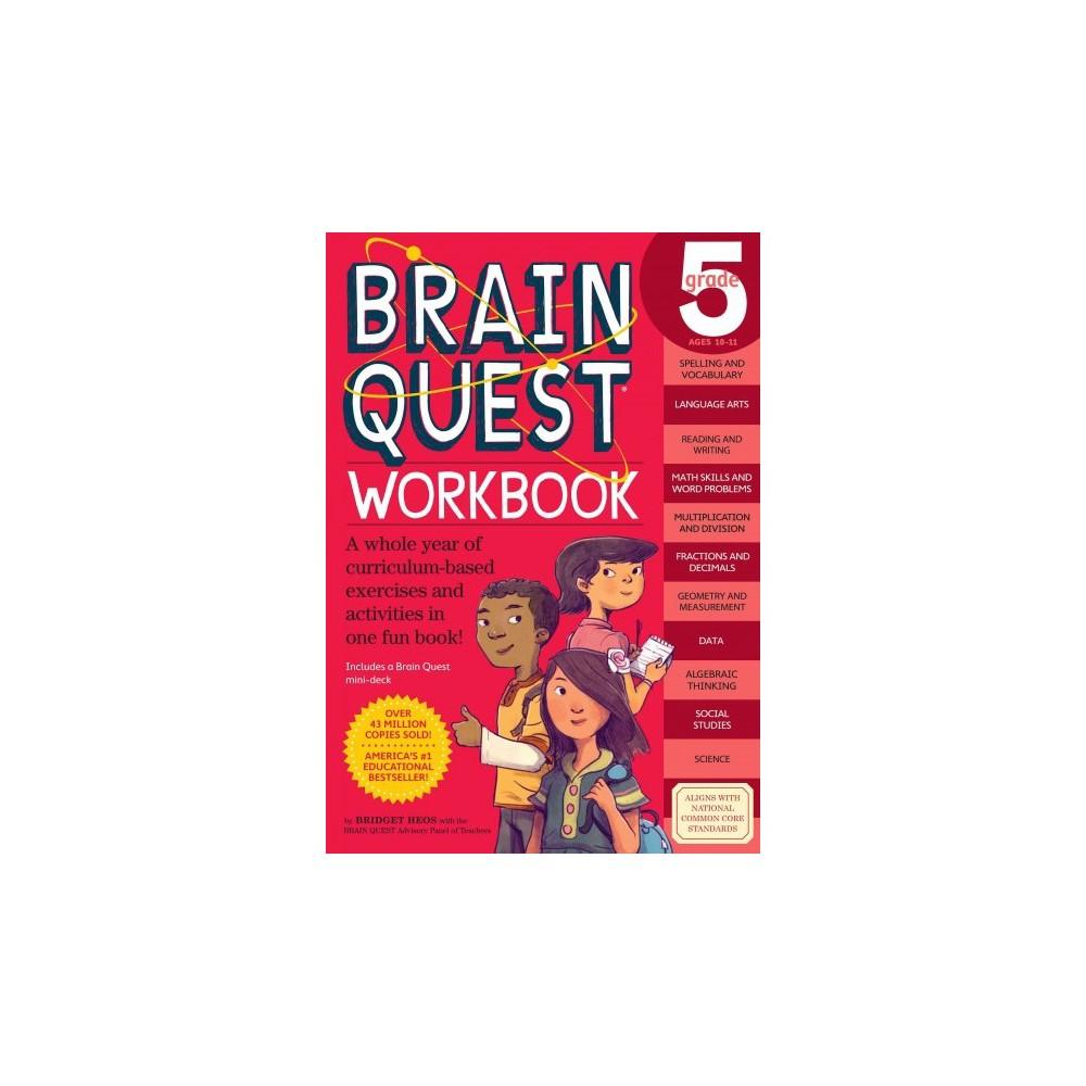 Brain Quest Workbook Grade 5 05/19/2015 Juvenile Nonfiction