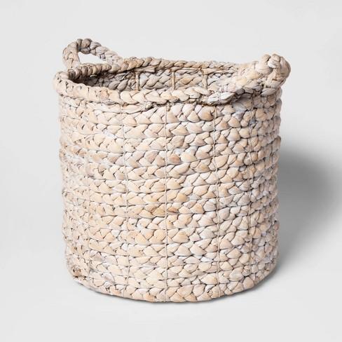 """Decorative Basket White 16""""x14.5"""" - Threshold™ - image 1 of 2"""