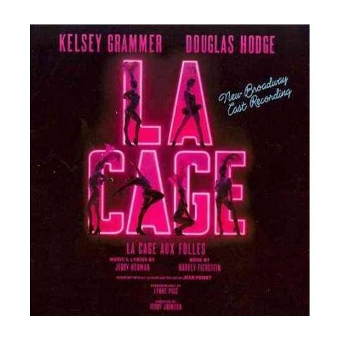 Original Cast - La Cage Aux Folles (OCR) (CD) - image 1 of 1