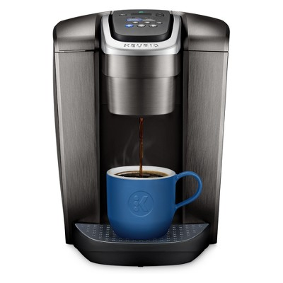 Keurig K-Elite Single-Serve K-Cup Pod Coffee Maker with Iced Coffee Setting Brushed Slate