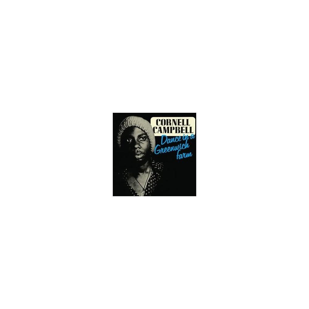 Cornell Campbell - Dance In A Greenwich Farm (CD)