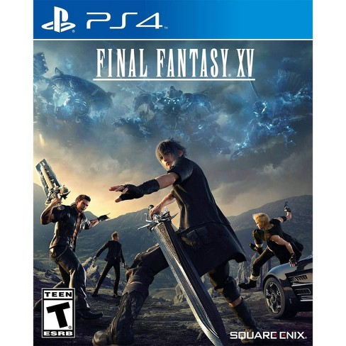 Final Fantasy XV PRE-OWNED PlayStation 4 - image 1 of 1