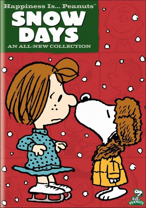 Happiness Is... Peanuts: Snow Days (dvd_video) - image 1 of 1