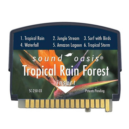 Sound Oasis Tropical Rain Forest Sound Card (SC-250-03) - image 1 of 1