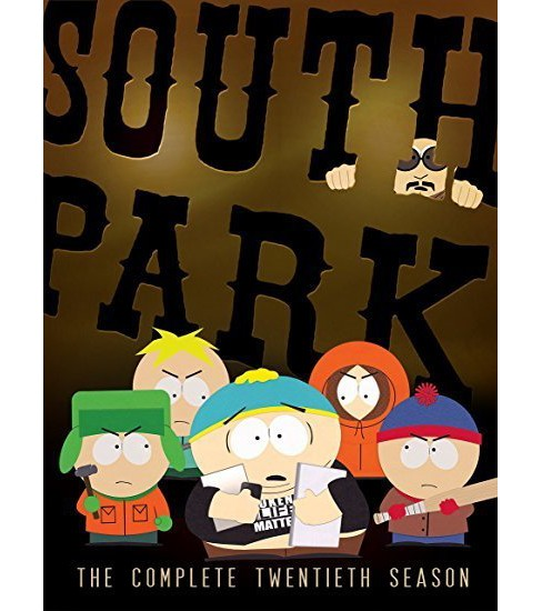 South Park: The Complete Twentieth Season (DVD) - image 1 of 1