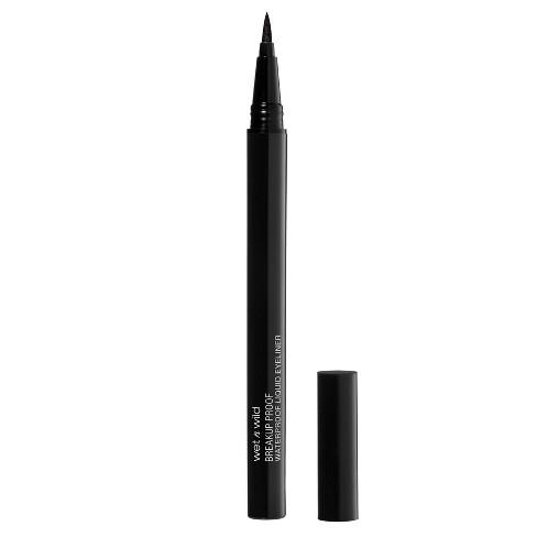 Wet n Wild Megalast Breakup-Proof Liquid Eyeliner – Black - 0.03 fl oz - image 1 of 3
