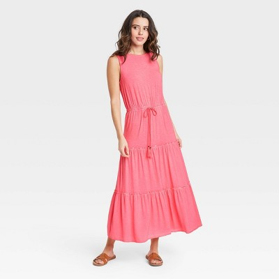 Women's Sleeveless Knit Dress - Knox Rose™
