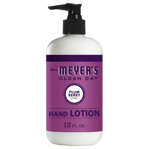 Mrs. Meyer's Clean Day Plumberry Hand Lotion - 12 fl oz - image 1 of 3