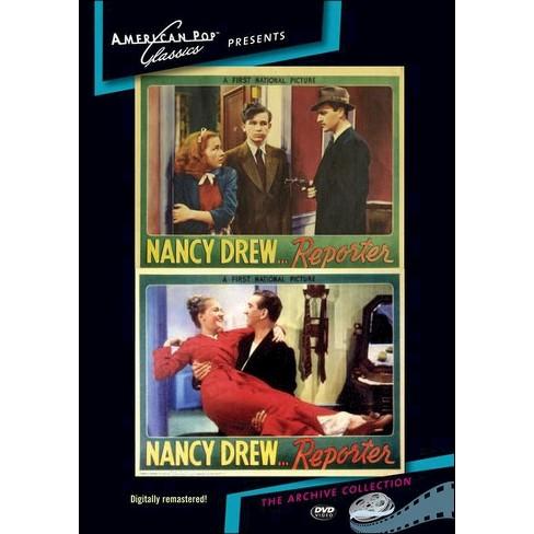 Nancy Drew, Reporter (DVD) - image 1 of 1