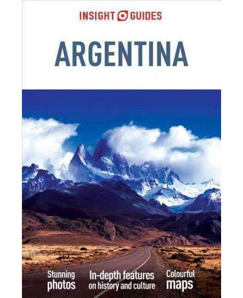 Insight Guides Argentina (Paperback) - image 1 of 1