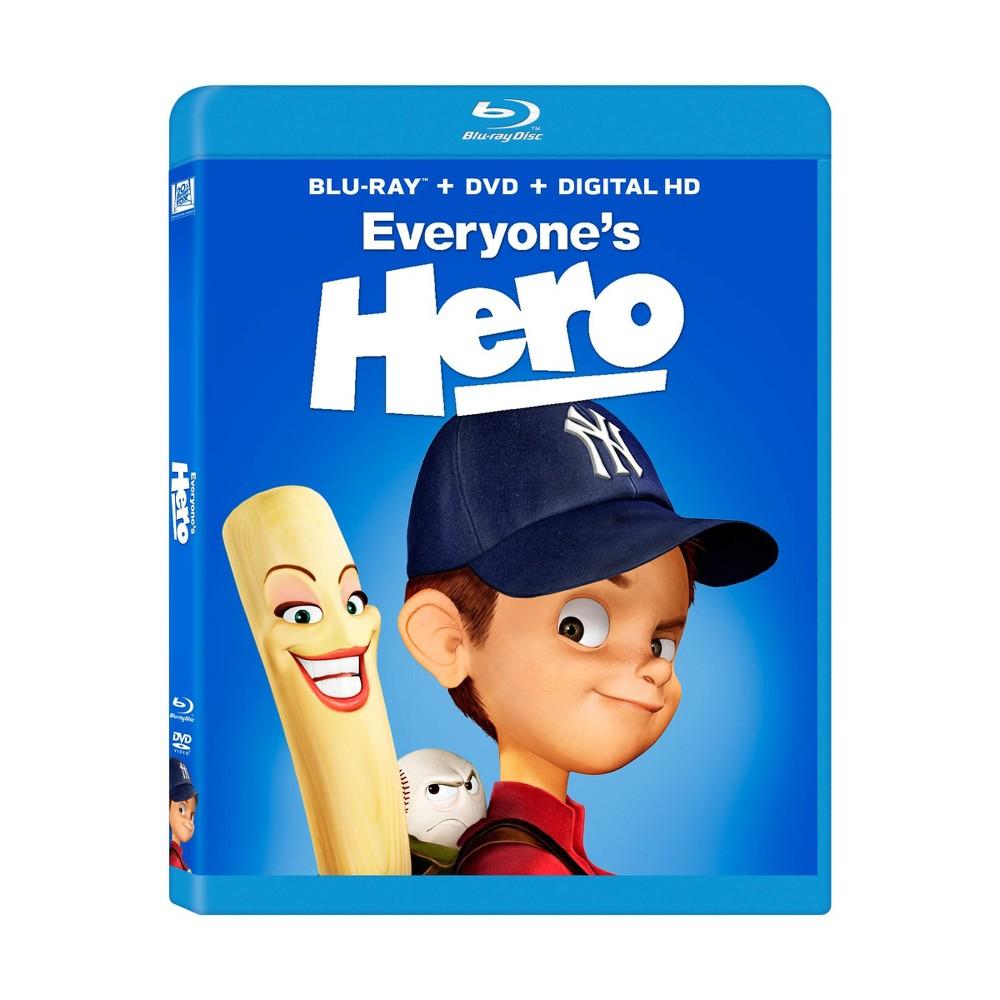 Everyone's Hero (Blu-ray)
