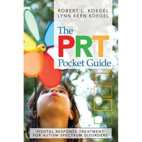 The Prt Pocket Guide - by  Robert L Koegel & Lynn Kern Koegel (Paperback) - image 1 of 1