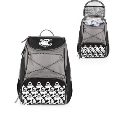Picnic Time PTX 13.8qt Cooler Backpack - Stormtrooper Black