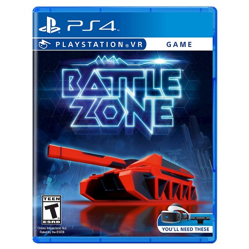 Battlezone PlayStation VR - image 1 of 9
