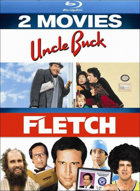 Uncle Buck/Fletch (2 Discs) (Blu-ray) - image 1 of 1