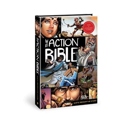 The Action Bible - (Hardcover)