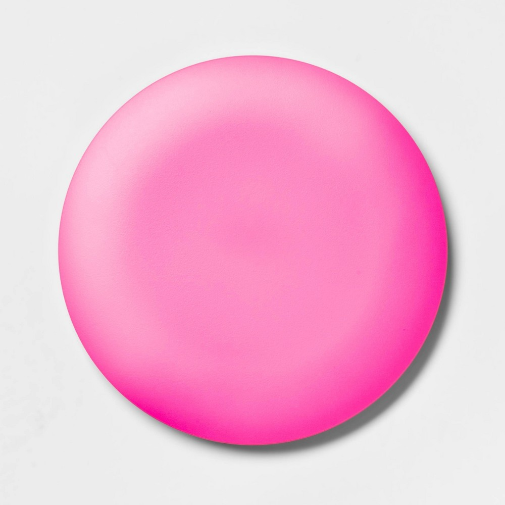 heyday Qi Wireless Soft Touch 5W Charging Puck - Pink heyday Qi Wireless Soft Touch 5W Charging Puck - Pink