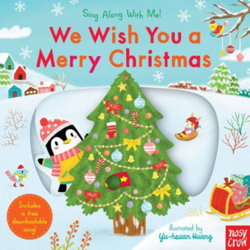 about this item - We Wish You Merry Christmas