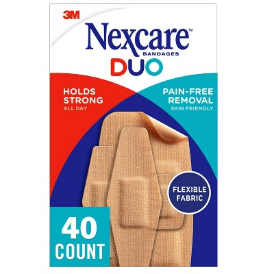 Nexcare Duo Assorted Bandages - 40ct