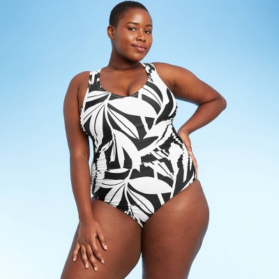 Women's Strappy Back Classic Coverage One Piece Swimsuit - Kona Sol™