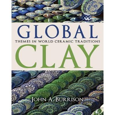 Global Clay - by  John A Burrison (Hardcover)