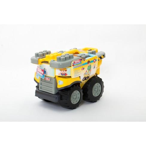 Kids Work Tonka Tow  N Go Tuff Truck - 25pc   Target 843048066821