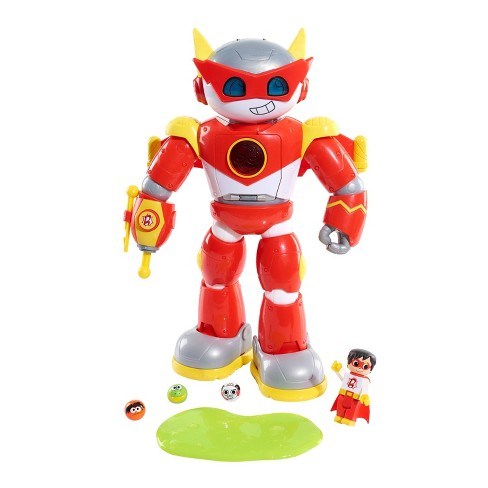 Ryan's World Ultimate Red Titan Interactive Figure - image 1 of 4