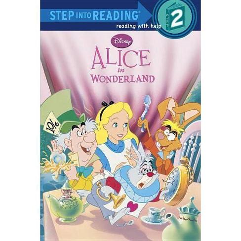 Alice in Wonderland - (Step Into Reading) by  Pamela Bobowicz (Paperback) - image 1 of 1