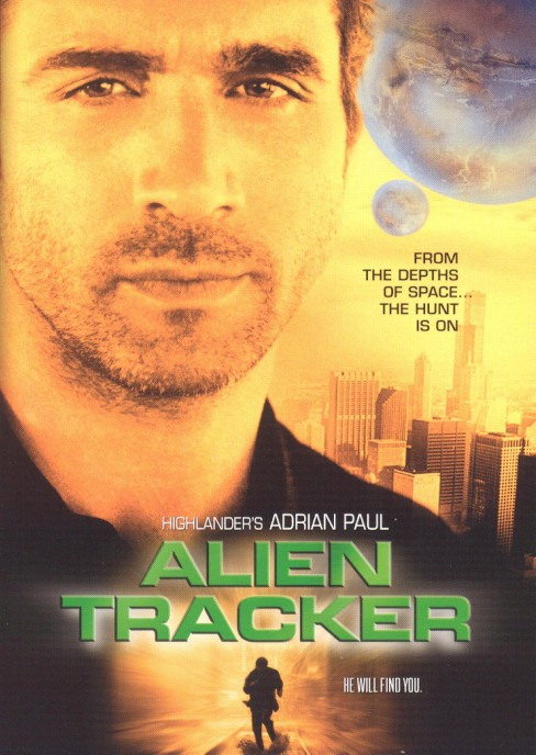 Alien tracker (DVD) - image 1 of 1