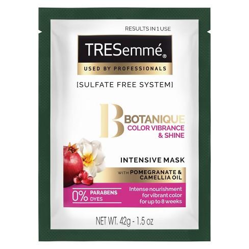 Tresemme Botanique Color Vibrance and Shine Intensive Mask - 1.5oz - image 1 of 2