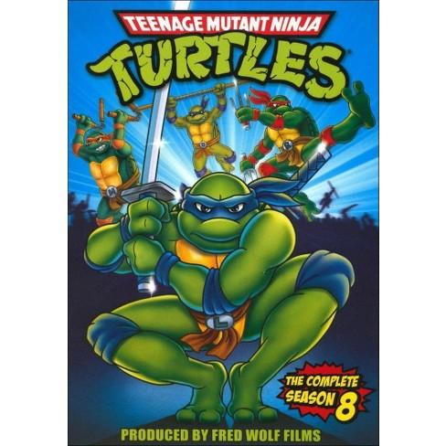 Teenage Mutant Ninja Turtles: The Complete Season 8 (dvd_video) - image 1 of 1