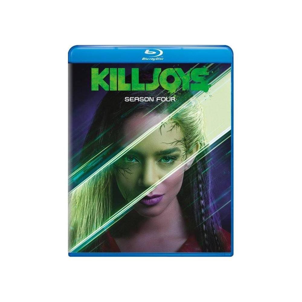 Killjoys: Season Four (Blu-ray) Cheap